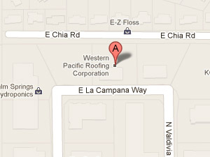 Get Directions to Our Palm Springs Office